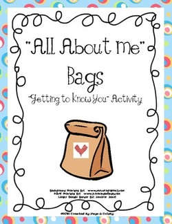 Image result for all about me bag